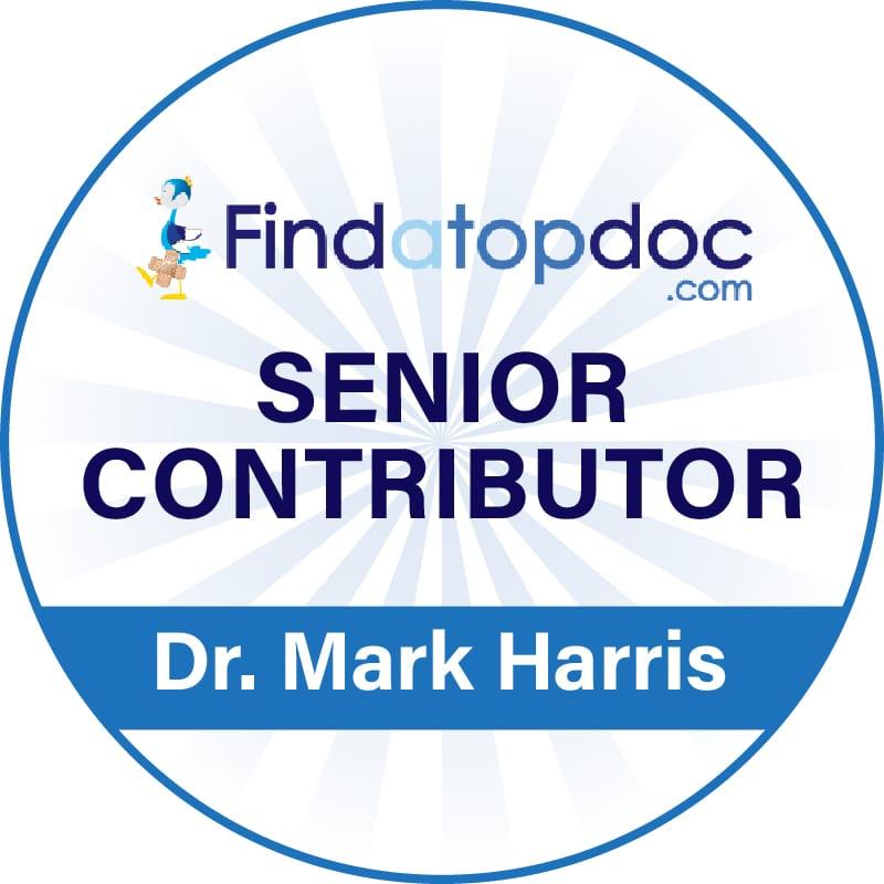 Findatopdoc senior contributor Dr. Mark Harris DC Trinity Mills Chiropractic