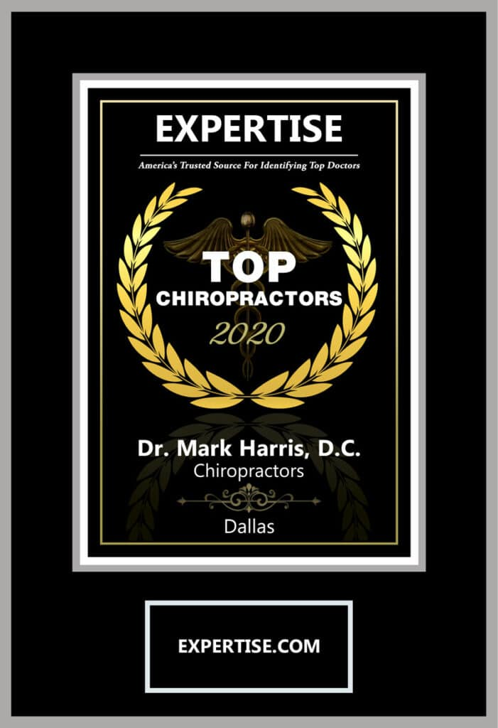 Expertise Dr. Mark Harris DC