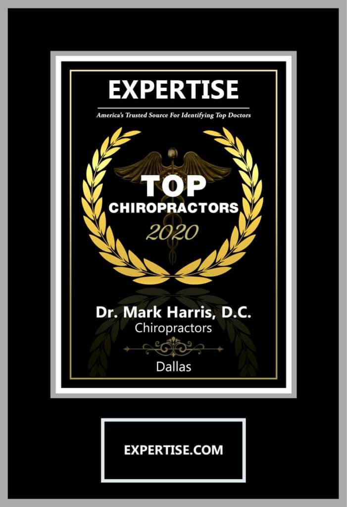 Expertise Top Chiropractors 2020 Dr. Mark Harris DC Dallas