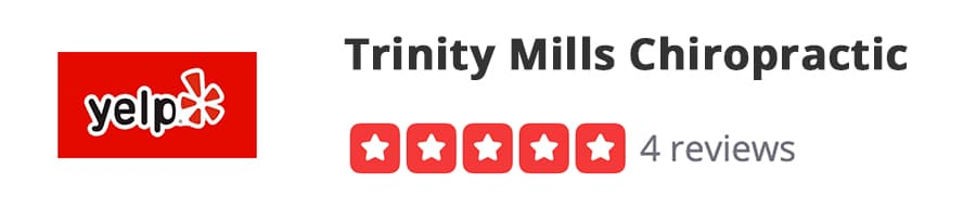 Trinity Mills Chiropractic Yelp Review